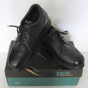 Drew Walker II Shoe Mens Black Sz 11.5 4W